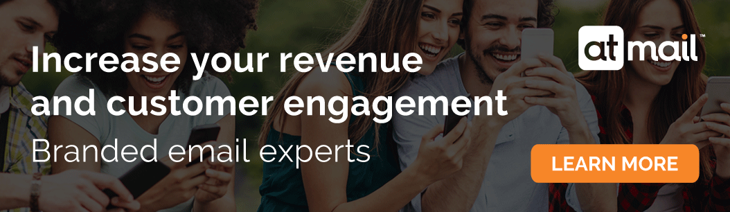 ATMAIL increase revenue and engagement